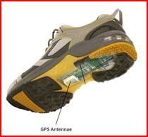 GPS in a Shoe