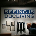 Seeing is Deceiving