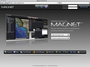 Topcon Group Magnet Cloud-Based Software