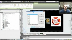 AutoCAD Civil 3D 2013 Add Viewport Scales Video