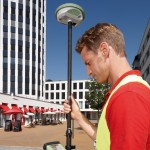 Leica Viva Ergonomic GNSS Solution
