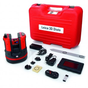 Leica 3D Disto Package