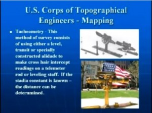History of Military Surveying - Part 2