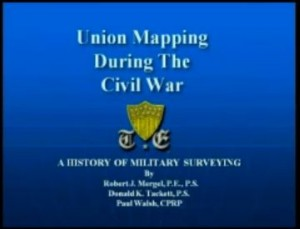 History of Military Surveying Video-Part 1