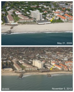 USGS Oblique aerial photographs of Long Branch, NJ