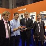 Performance and Innovation Awarded at EquipBaie Trade Fair in Paris