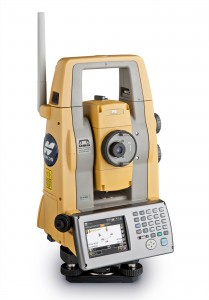 PS-AS robotic total station