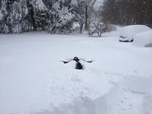 2013 Snow Angel