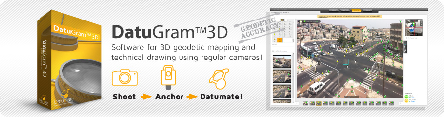 datugram3d photogrammetery made easy